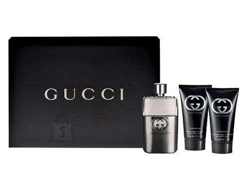 Gucci Guilty Pour Homme meeste lõhnakomplekt EdT 215ml