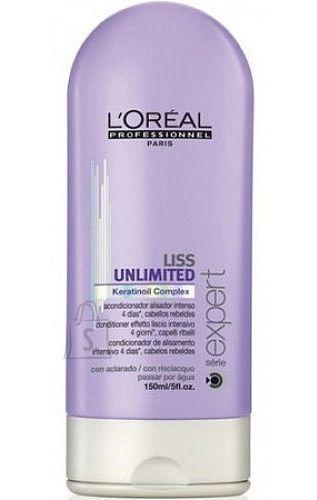 L´Oreal Paris Expert Liss Unlimited juuksepalsam 150 ml