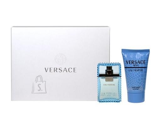 Versace Man Eau Fraiche 80ml meeste lõhnakomplekt
