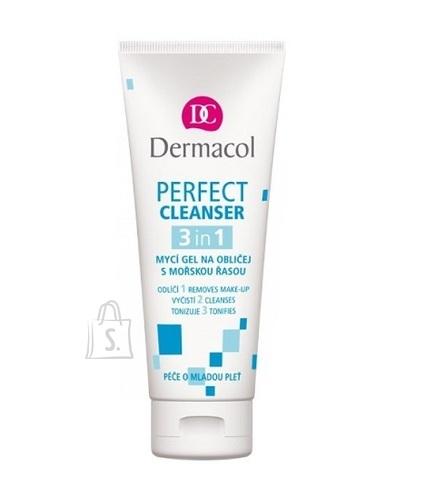 Dermacol Perfect Cleanser 3in1 näopuhastusgeel 100 ml
