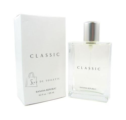 Banana Republic Classic unisex tualettvesi EdT 125ml