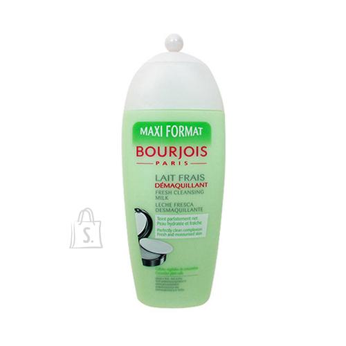 BOURJOIS Paris Fresh Cleansing Milk näopuhastuspiim 250 ml