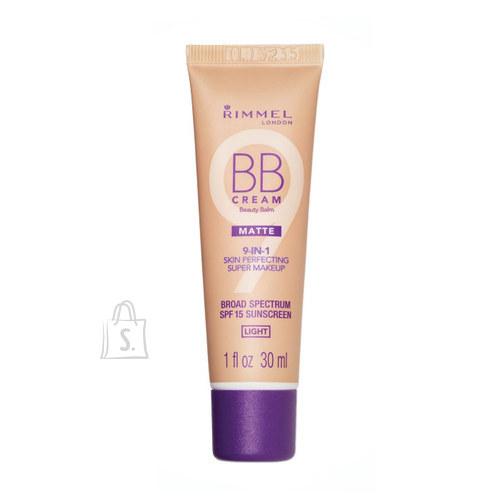 Rimmel London BB Cream 9in1 SPF15 jumestuskreem 30 ml Medium