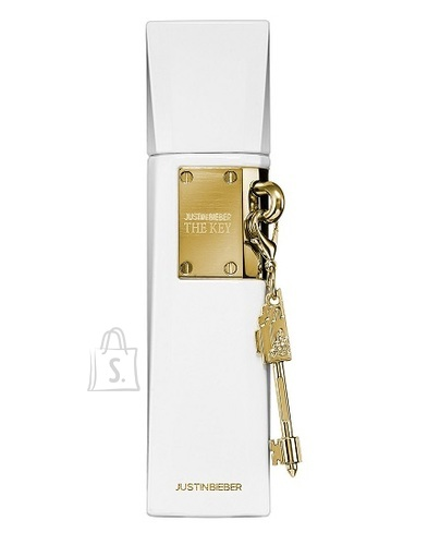 Justin Bieber The Key parfüümvesi naistele EdP 50ml