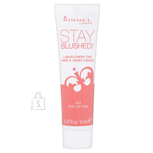 Rimmel London Stay Blushed Liquid Cheek Tint põsepuna 14 ml