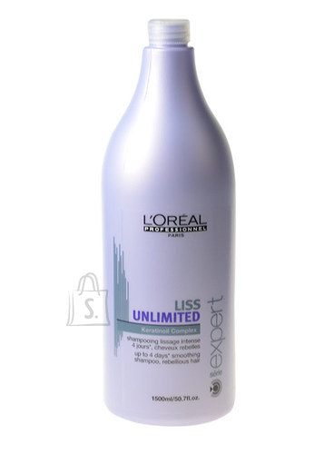 L´Oreal Paris Expert Liss Unlimited šampoon 1500 ml