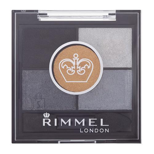 Rimmel London Glam Eyes HD 5-Colour lauvärvid 3.8g