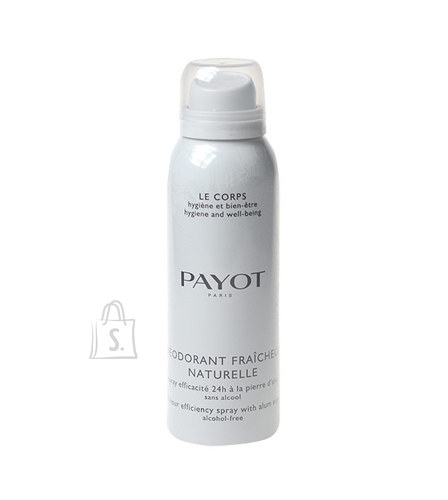 Payot Fraiche Naturelle Spray deodorant naistele 125ml