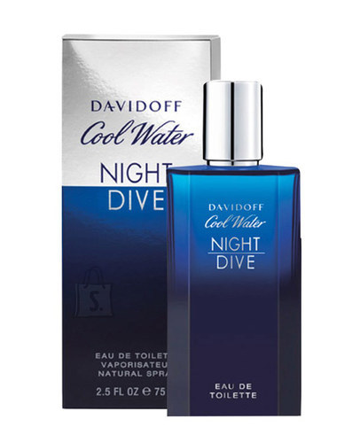 Davidoff Cool Water Night Dive EDT (75ml)