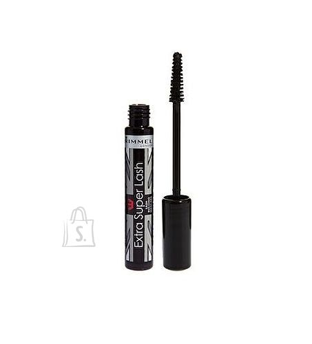 Rimmel London Extra Super Lash ripsmetušš 8 ml pruun