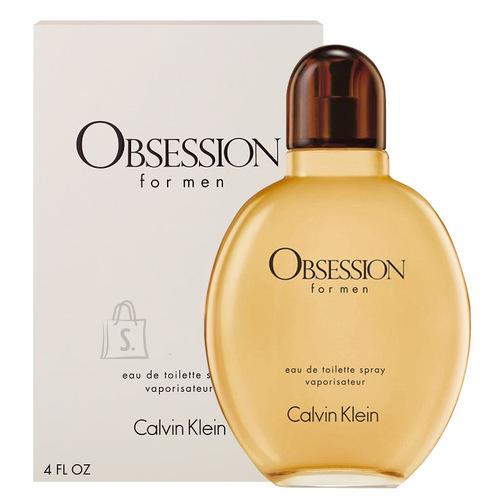 Calvin Klein Obsession tualettvesi meestele EdT 75 ml