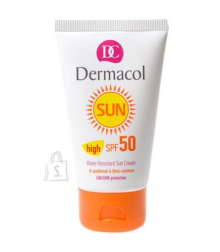 Dermacol Sun WR Sun Cream SPF50 päikesekaitse kreem 50 ml