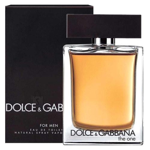 Dolce & Gabbana The One tualettvesi meestele EdT 150ml