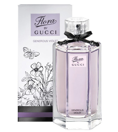 Gucci Flora by Gucci Generous Violet naiste tualettvesi EdT 100ml