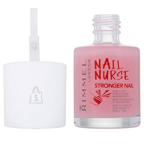 Rimmel London Nail Nurse Stronger Nail hoolduslakk 12 ml