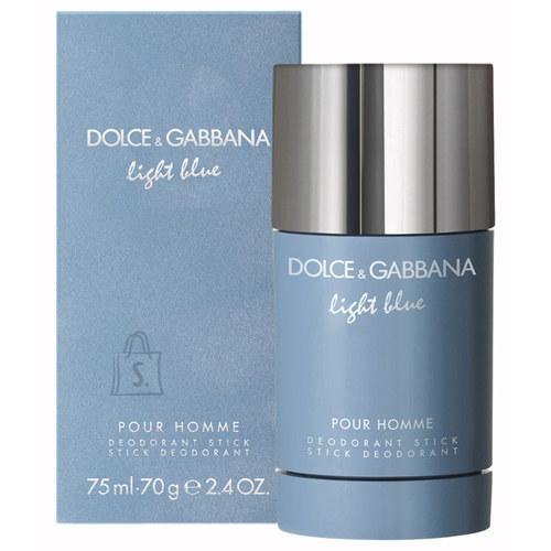 Dolce & Gabbana Light Blue Pour Homme stick deodorant 75 ml