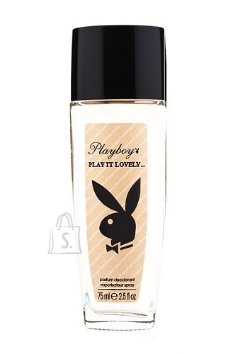 Playboy Play It Lovely parfüümdeodorant naistele 75 ml