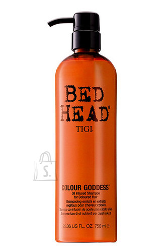 Tigi Bed Head Colour Goddess Shampoo COSMETIC (750ml)