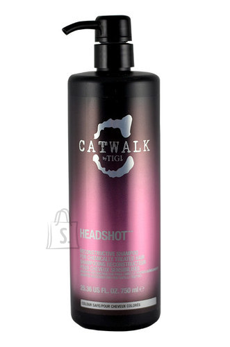 Tigi Catwalk Headshot Reconstructive Shampoo COSMETIC (750ml)