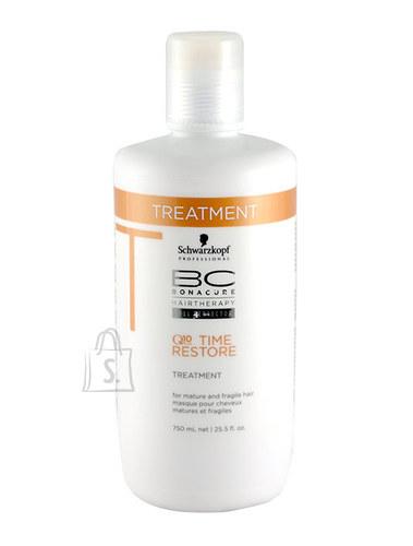 Schwarzkopf BC Cell Perfector Q10 Time Restore juuksemask 750 ml