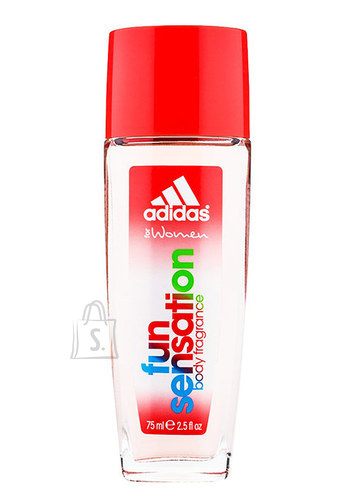 Adidas Fun Sensation deodorant naistele 75ml