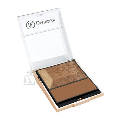 Dermacol Bronzing Palette päikesepuuder 9 g