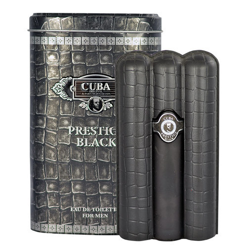 Cuba Prestige Black tualettvesi meestele EdT 90ml
