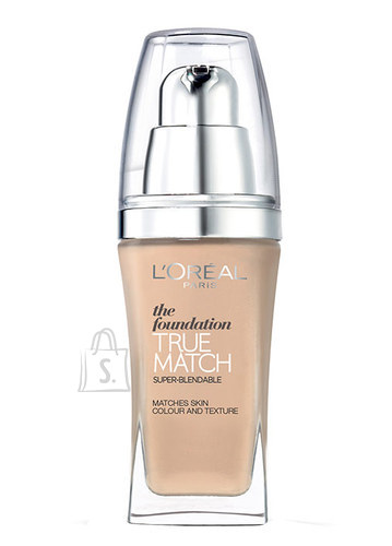 L´Oréal Paris True Match Super Blendable Foundation jumestuskreem 30 ml