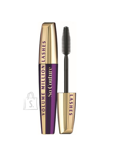L´Oréal Paris Volume Million Lashes So Couture ripsmetušš 9.5 ml must