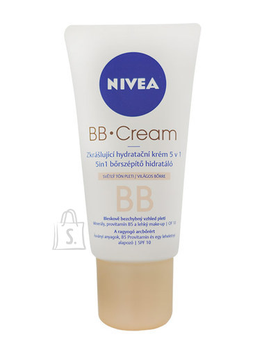 Nivea BB Cream 5in1 tooniv päevakreem 50 ml