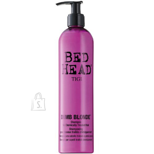 Tigi Bed Head Dumb Blonde šampoon 400ml