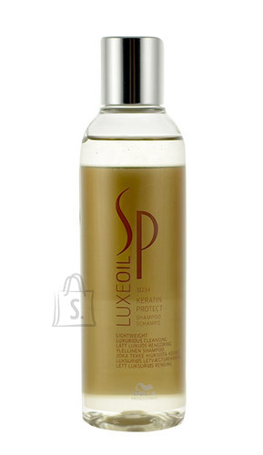 Wella SP Luxe Oil Keratin Protect šampoon 200 ml