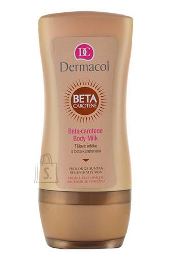 Dermacol Beta-Carotene Body Milk ihupiim 200 ml