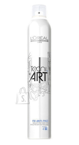 L´Oreal Paris Tecni Art Anti Frizz Fix fikseerimislakk 400 ml