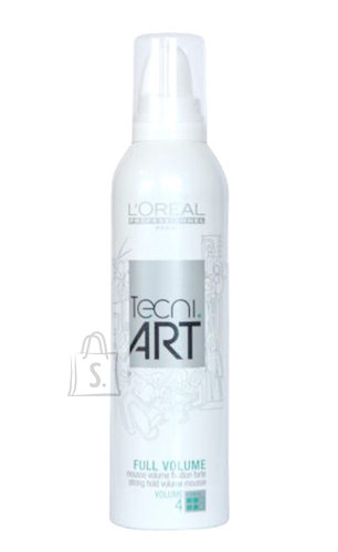 L´Oreal Paris Tecni Art Full Volume Foam juuksevaht 250 ml