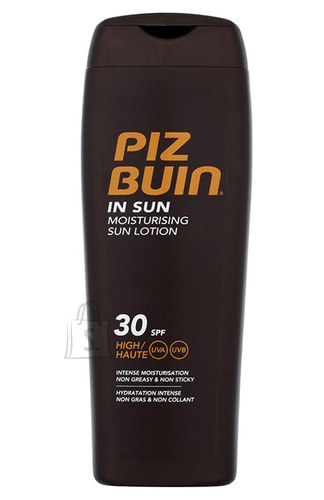 Piz Buin Moisturising Sun Lotion SPF30 päevituskreem 200 ml
