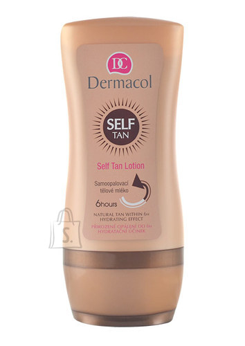 Dermacol Self-Tan Lotion isepruunistav kreem 200 ml