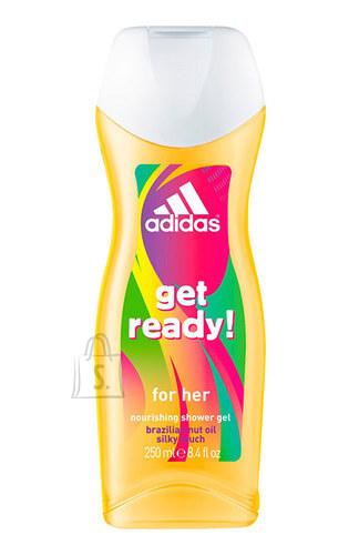 Adidas Get Ready! naiste dušigeel 250ml