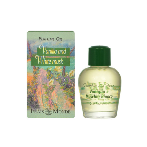 Frais Monde Vanilla And White Musk parfüümõli 12 ml