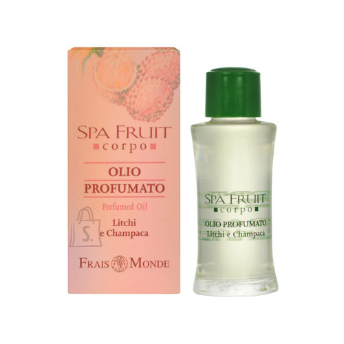 Frais Monde Spa Fruit Litchi And Champaca Perfumed Oil parfüümõli 10 ml