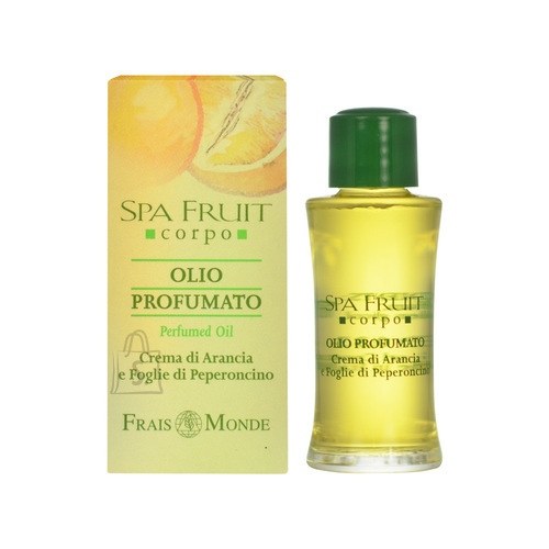 Frais Monde Spa Fruit Orange And Chilli Leaves Perfumed Oil parfüümõli 10 ml