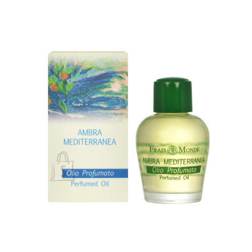Frais Monde Mediterranean Amber Perfumed Oil parfüümõli 12 ml