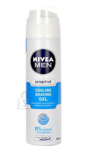 Nivea Men Sensitive Cooling habemeajamisgeel 200 ml