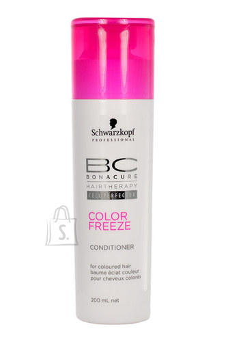 Schwarzkopf BC Cell Perfector Color Freeze palsam 200 ml