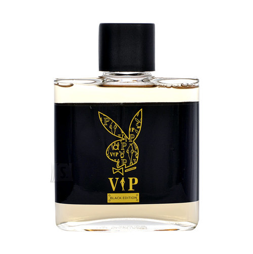 Playboy VIP Black Edition Aftershave 100ml