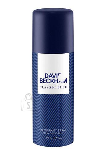 David Beckham Classic Blue deodorant meestele 150ml