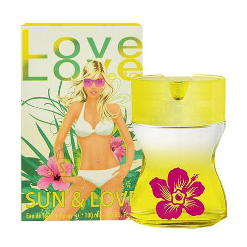 Morgan Love Love Sun & Love EDT (100ml)