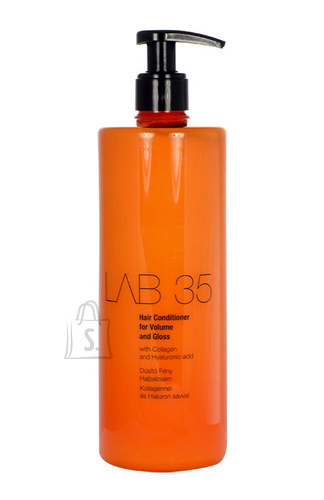 Kallos Lab 35 Conditioner For Volume And Gloss palsam 500 ml