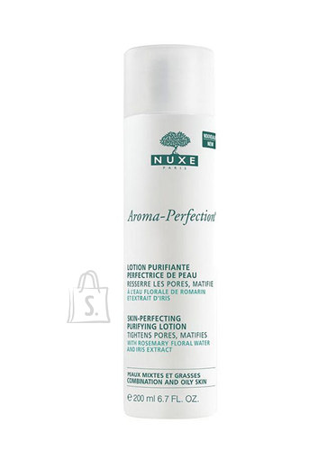 Nuxe Aroma-Perfection puhastav näovesi 200 ml