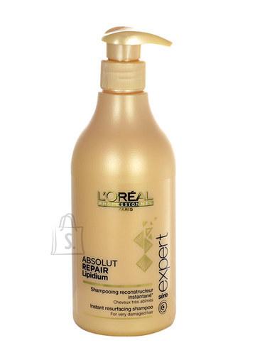L´Oreal Paris Expert Absolut Repair Lipidium Shampoo COSMETIC (500ml)